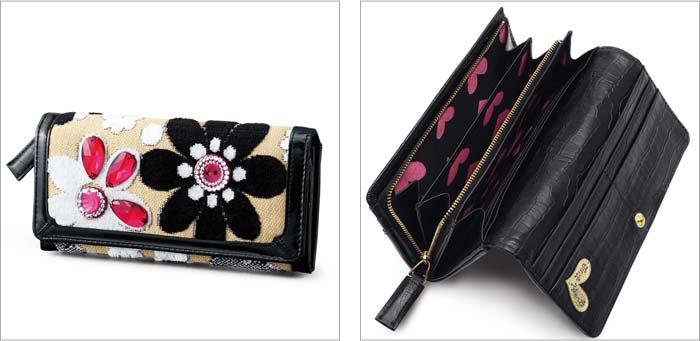 マーガレット2 長財布
